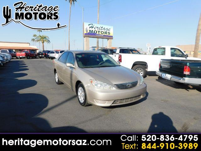 Toyota Camry 4dr Sdn LE V6 Auto (Natl) 2006