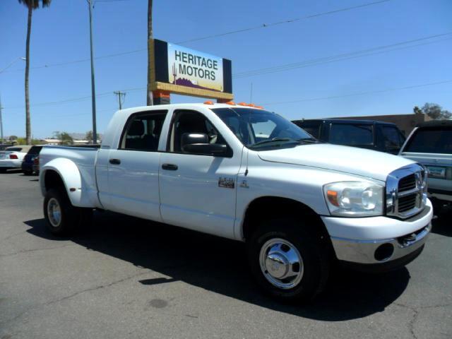 2007 Dodge Ram 3500 Laramie Mega Cab 4WD DRW