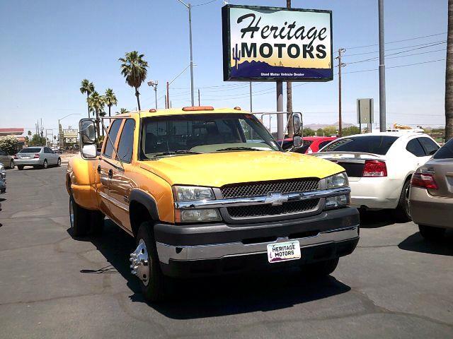 2003 Chevrolet Silverado 3500 Crew Cab 2WD