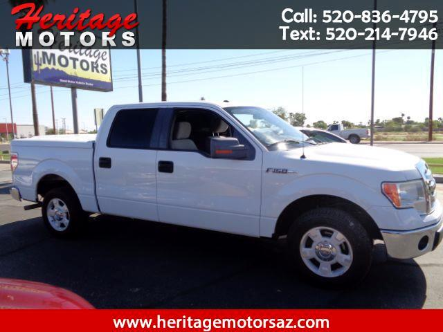 2009 Ford F-150 2WD Supercab 163