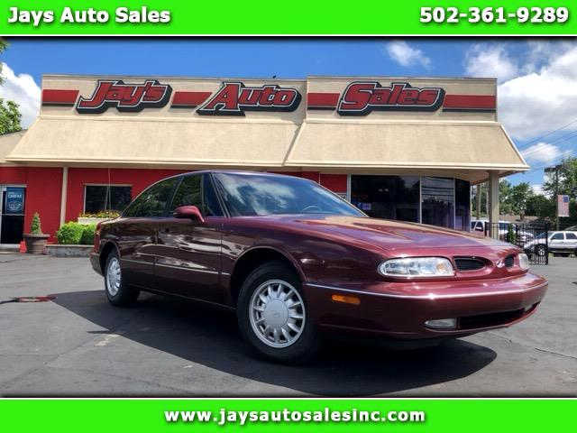 1998 Oldsmobile Eighty Eight Base