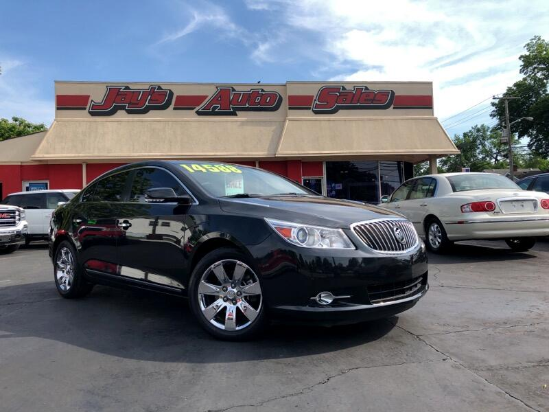 2013 Buick LaCrosse 4dr Sdn CXL FWD