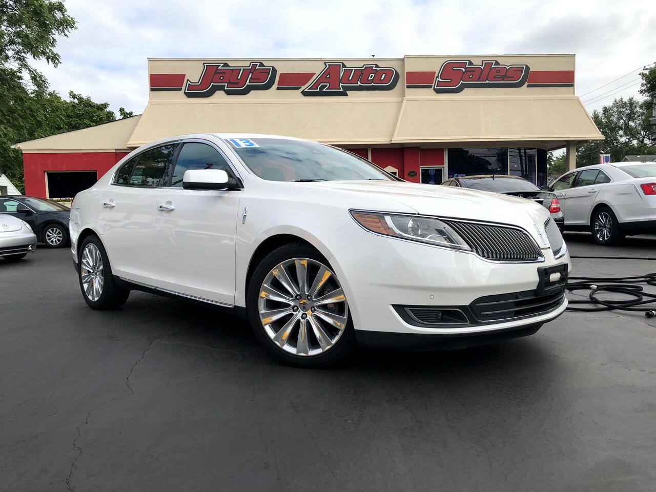2013 Lincoln MKS 3.7L FWD