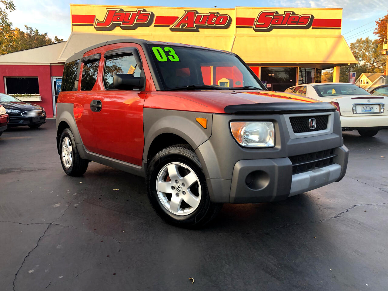 Honda Element EX 4WD AT 2003