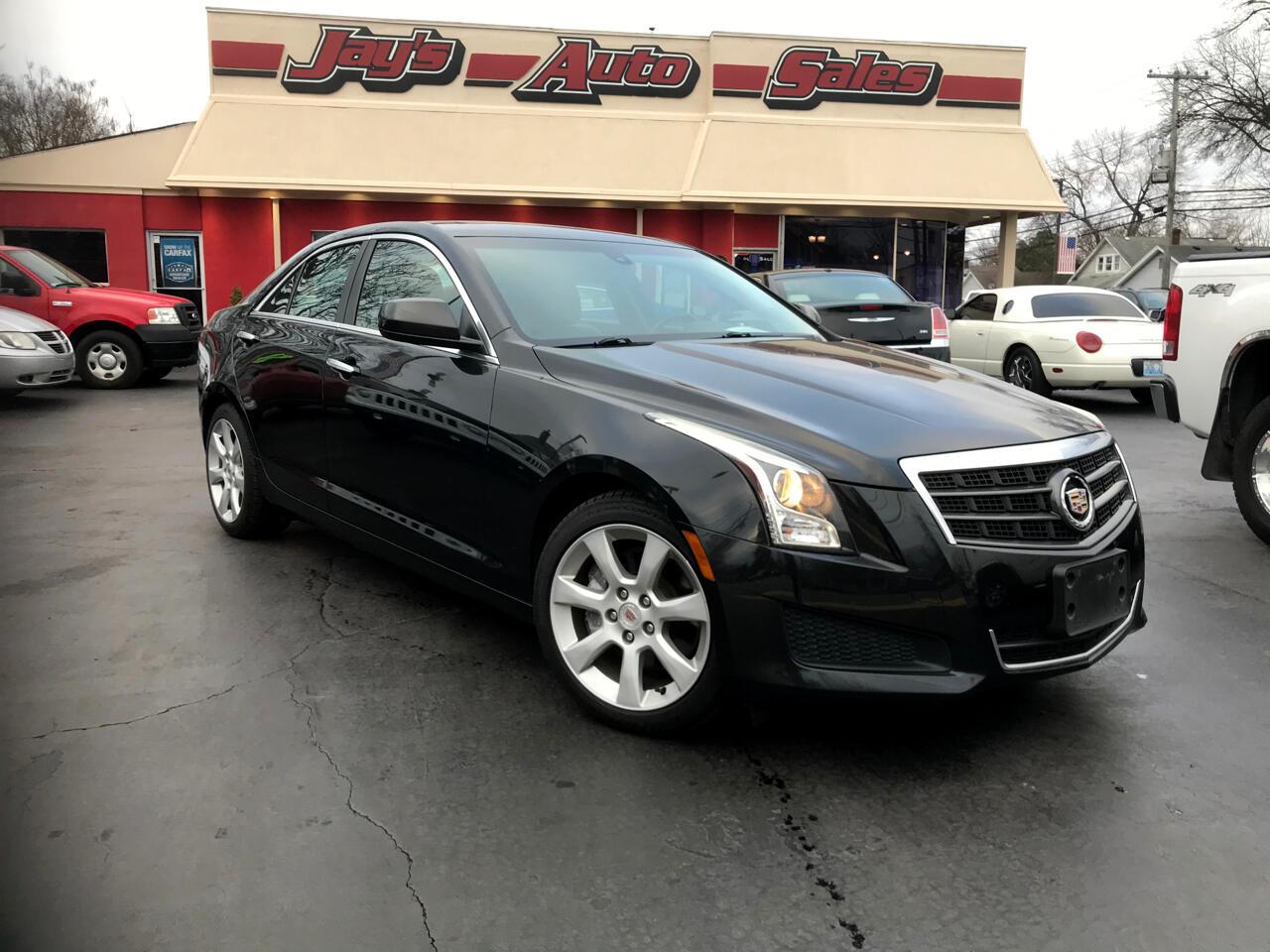Cadillac ATS 2.0L Base RWD 2013