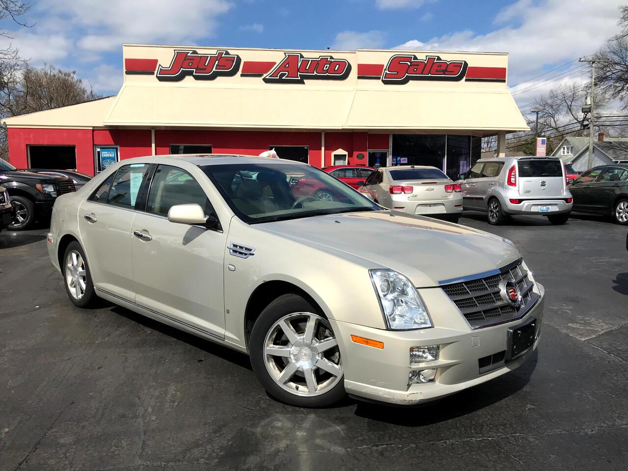Cadillac STS V6 AWD 2008