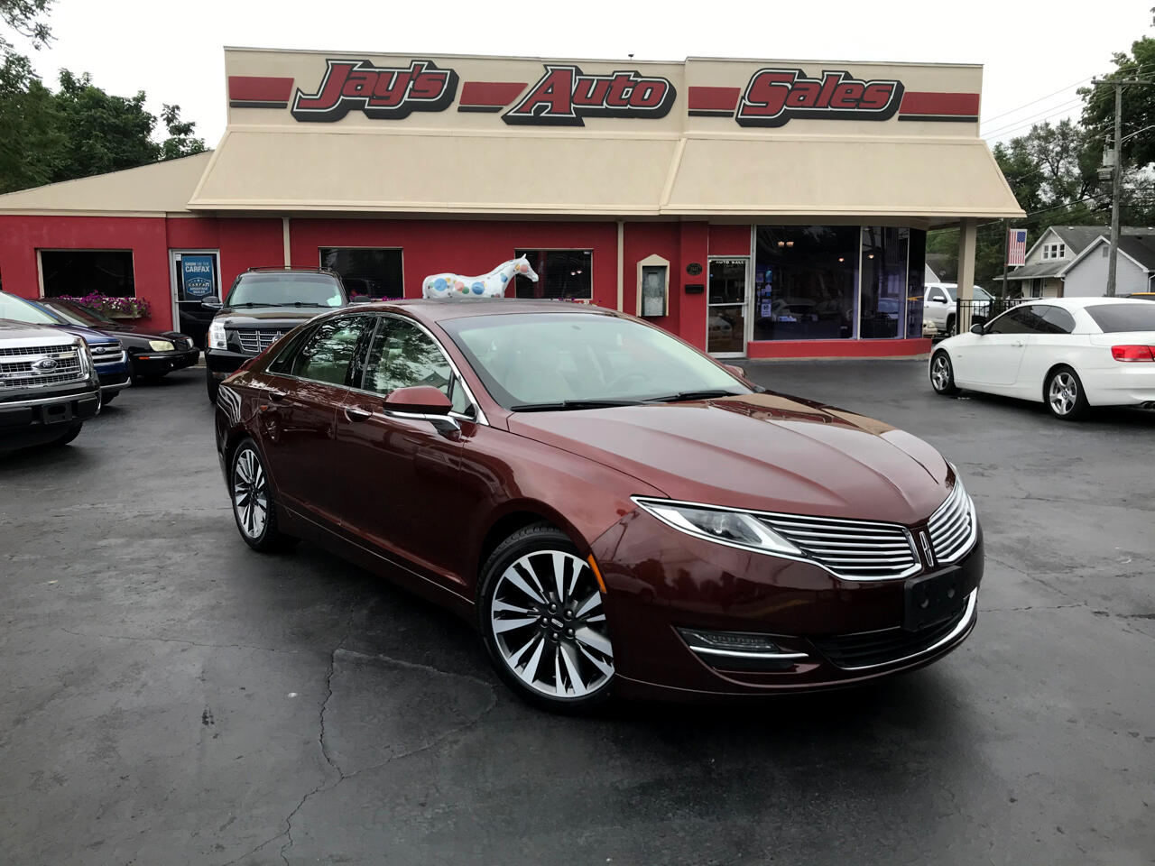 Lincoln MKZ AWD 2015