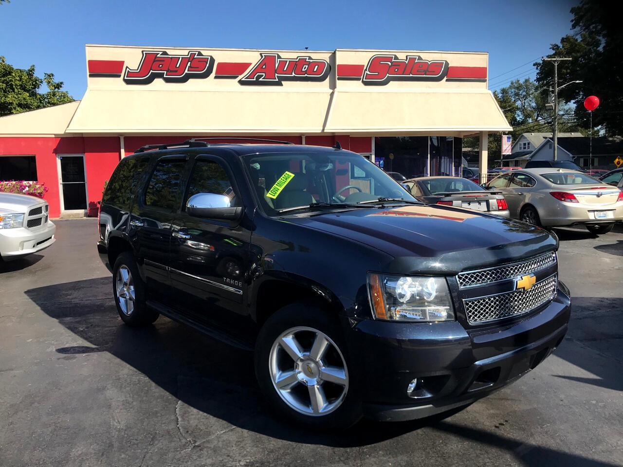 Chevrolet Tahoe LTZ 2WD 2013