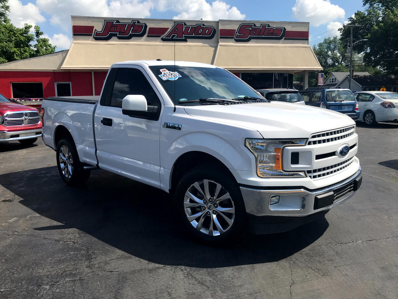 Ford F-150 XL 6.5-ft. Bed 2WD 2019
