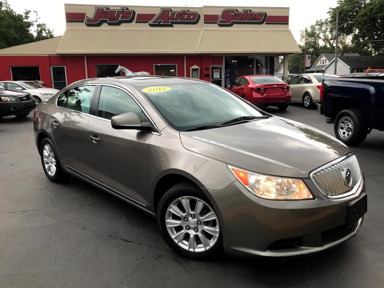 Buick LaCrosse Convenience Package 2012