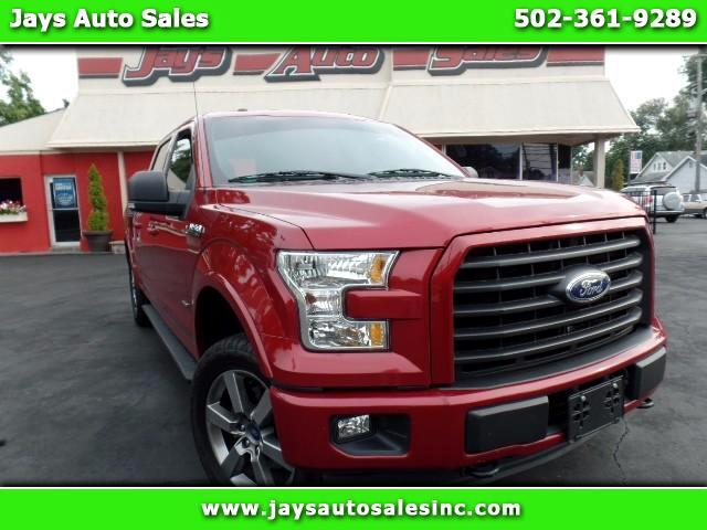 2015 Ford F-150 FX4 SuperCrew 6.5-ft Box 4WD