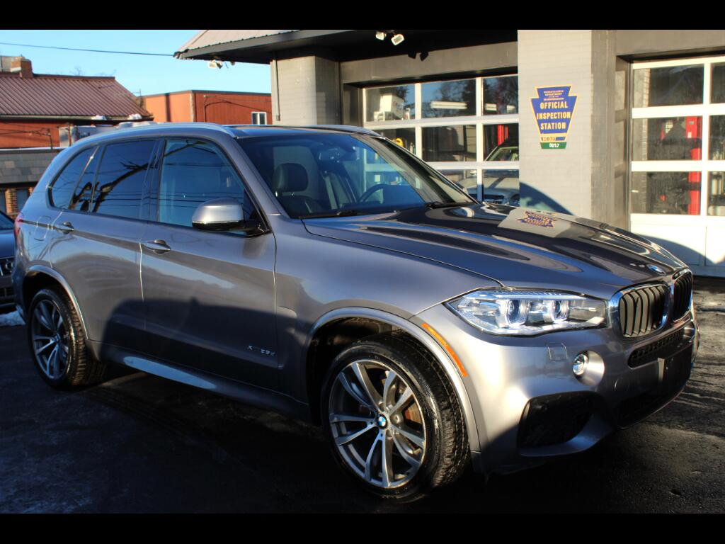 2014 BMW X5 xDrive35id MSport