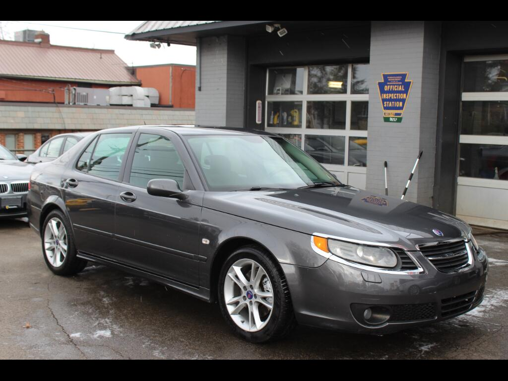 2009 Saab 9-5 2.3t