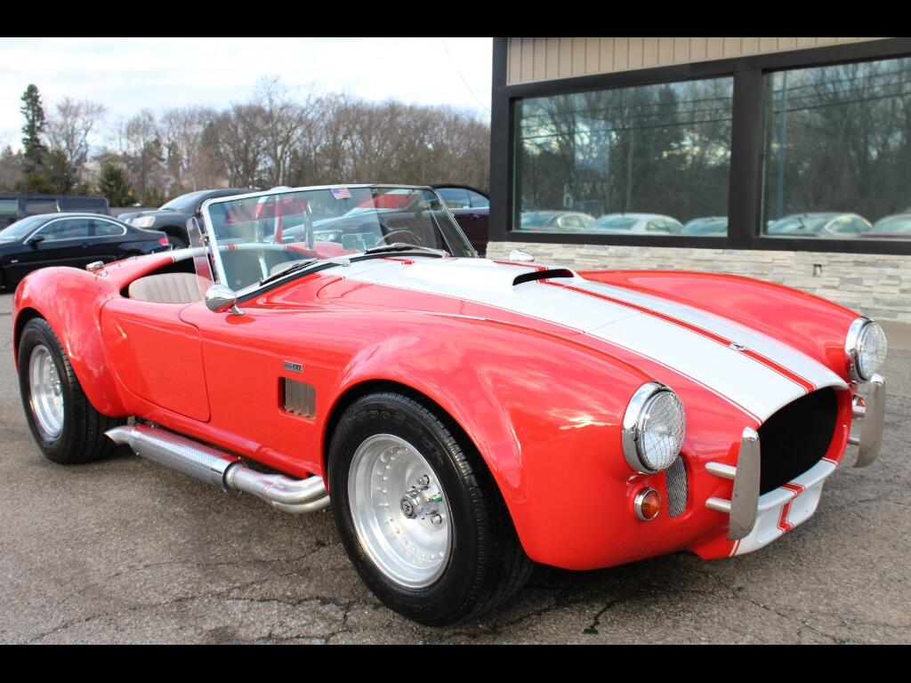 Ford Cobra 427 Replica - The Best Cobra 2018