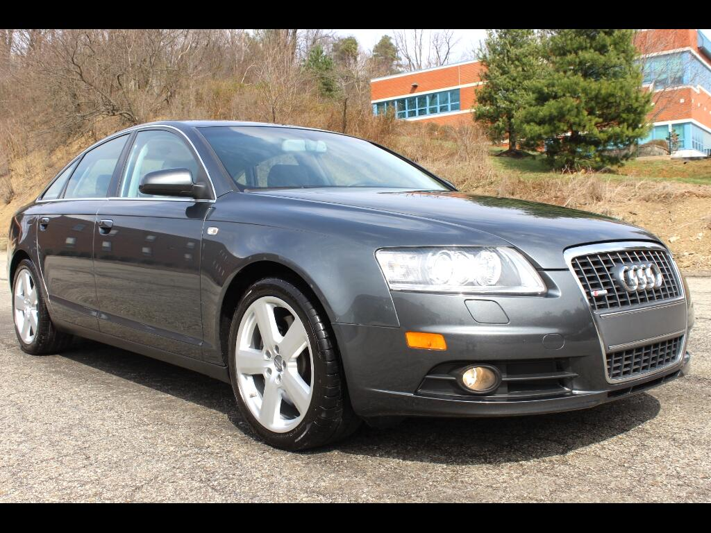 2007 Audi A6 4.2 with Tiptronic