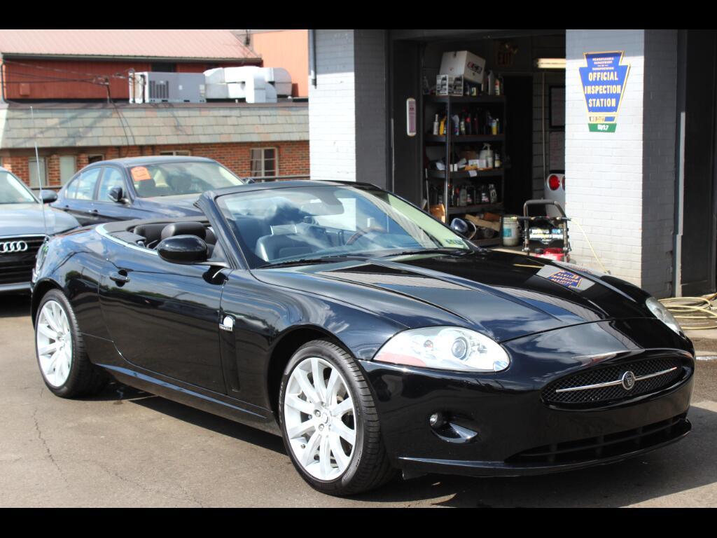 2007 Jaguar XK-Series XK Convertible