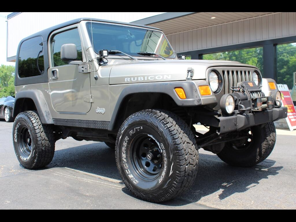 2005 Jeep Wrangler Rubicon 4WD