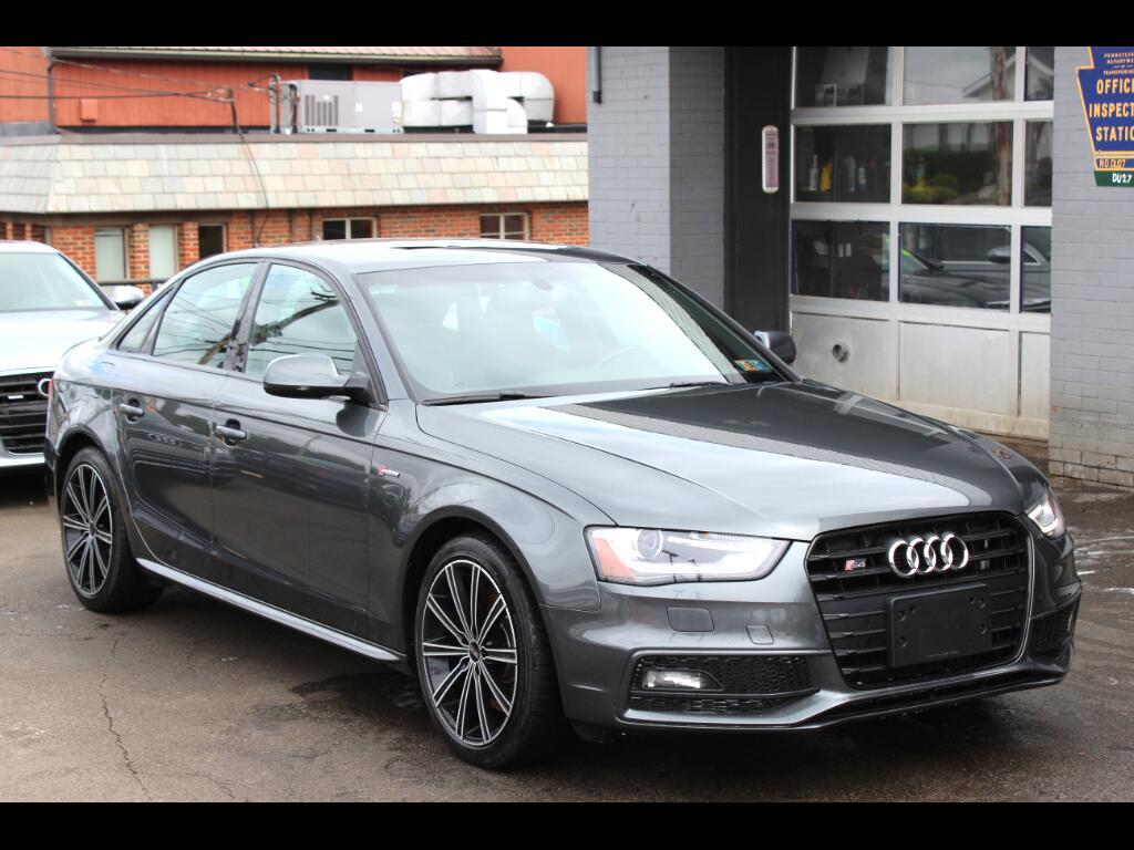 2016 Audi S4 Premium Plus quattro 6M