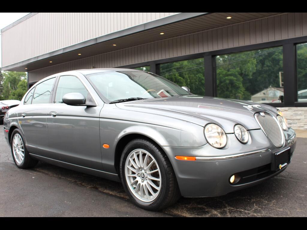 2006 Jaguar S-Type 3.0