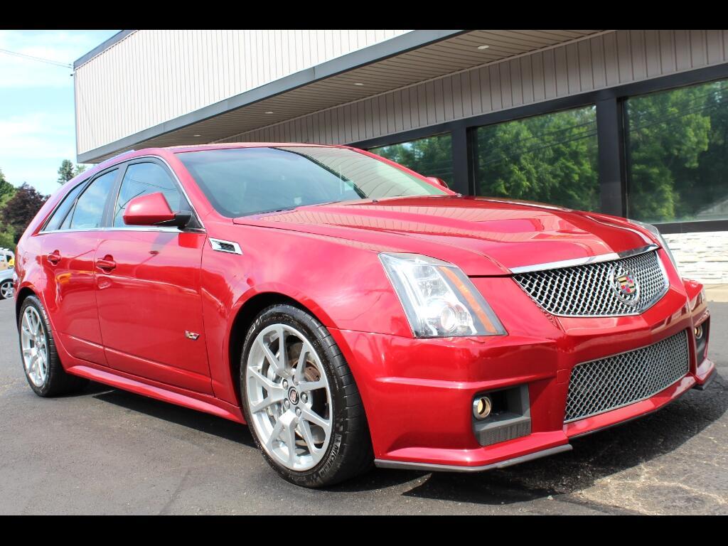 2012 Cadillac CTS Sport Wagon V