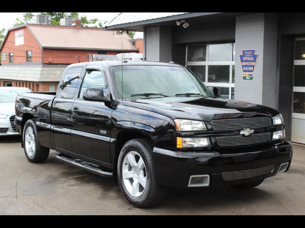 2003 Chevrolet Silverado 1500 SS