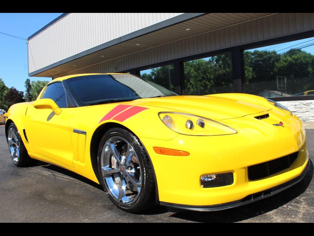 2010 Chevrolet Corvette 2dr Cpe Grand Sport w/3LT