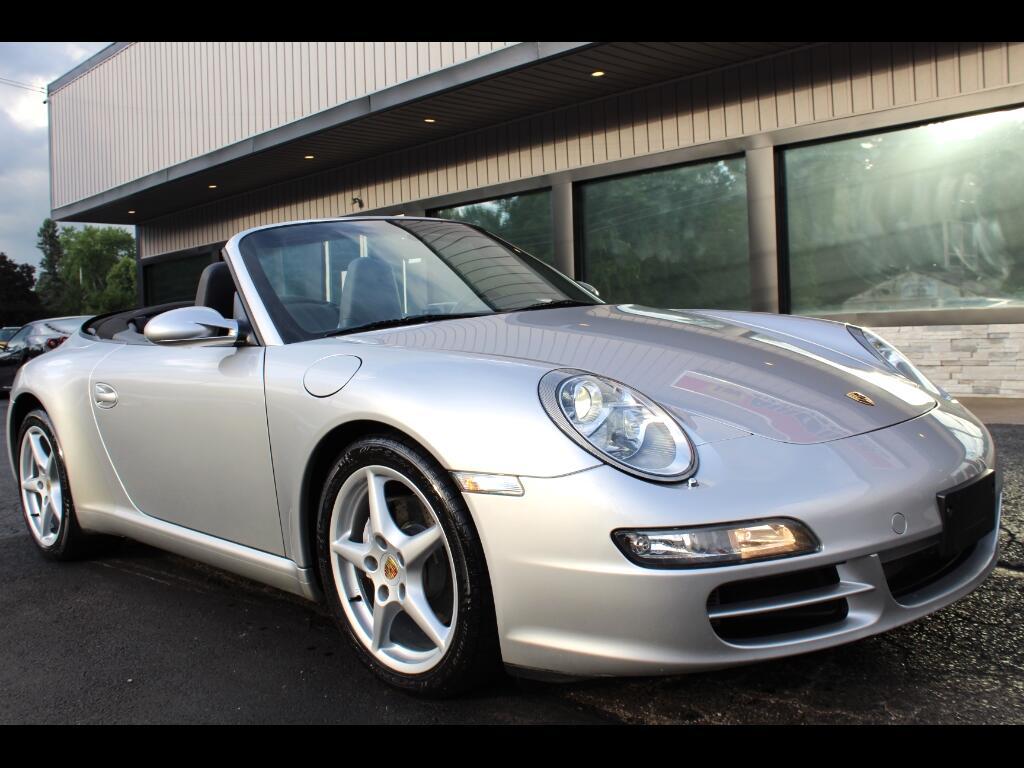 2005 Porsche 911 2dr Cabriolet Carrera
