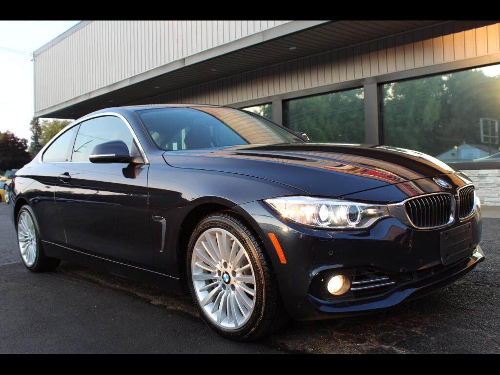2015 BMW 4-Series 435i xDrive