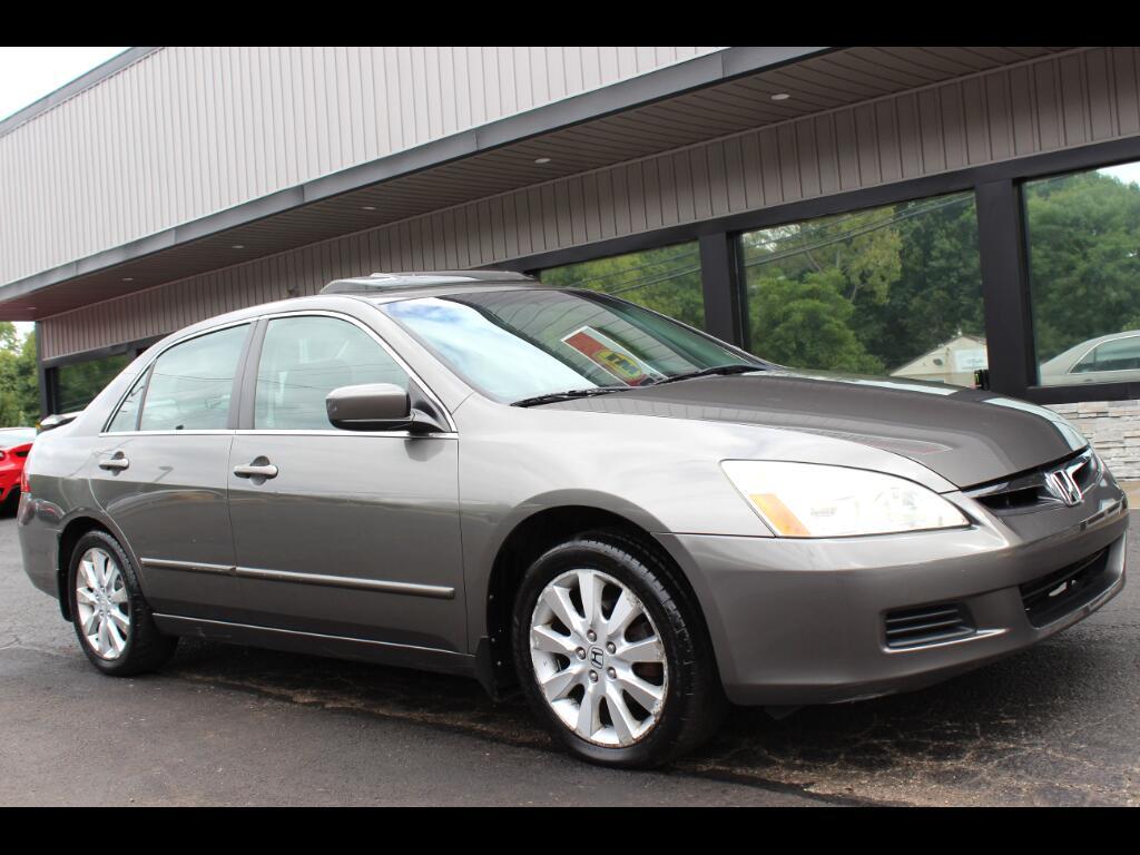 2006 Honda Accord EX-L V-6 Sedan AT w/ XM Radio