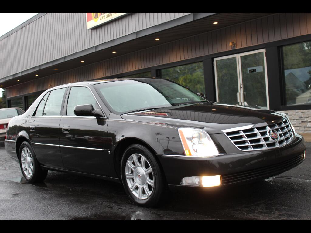 2009 Cadillac DTS 4dr Sdn Luxury II