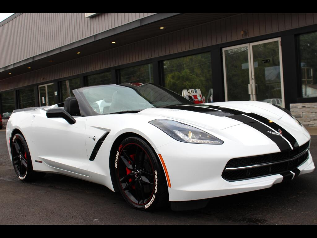 2014 Chevrolet Corvette Stingray Hennessey Z51 3LT Convertible