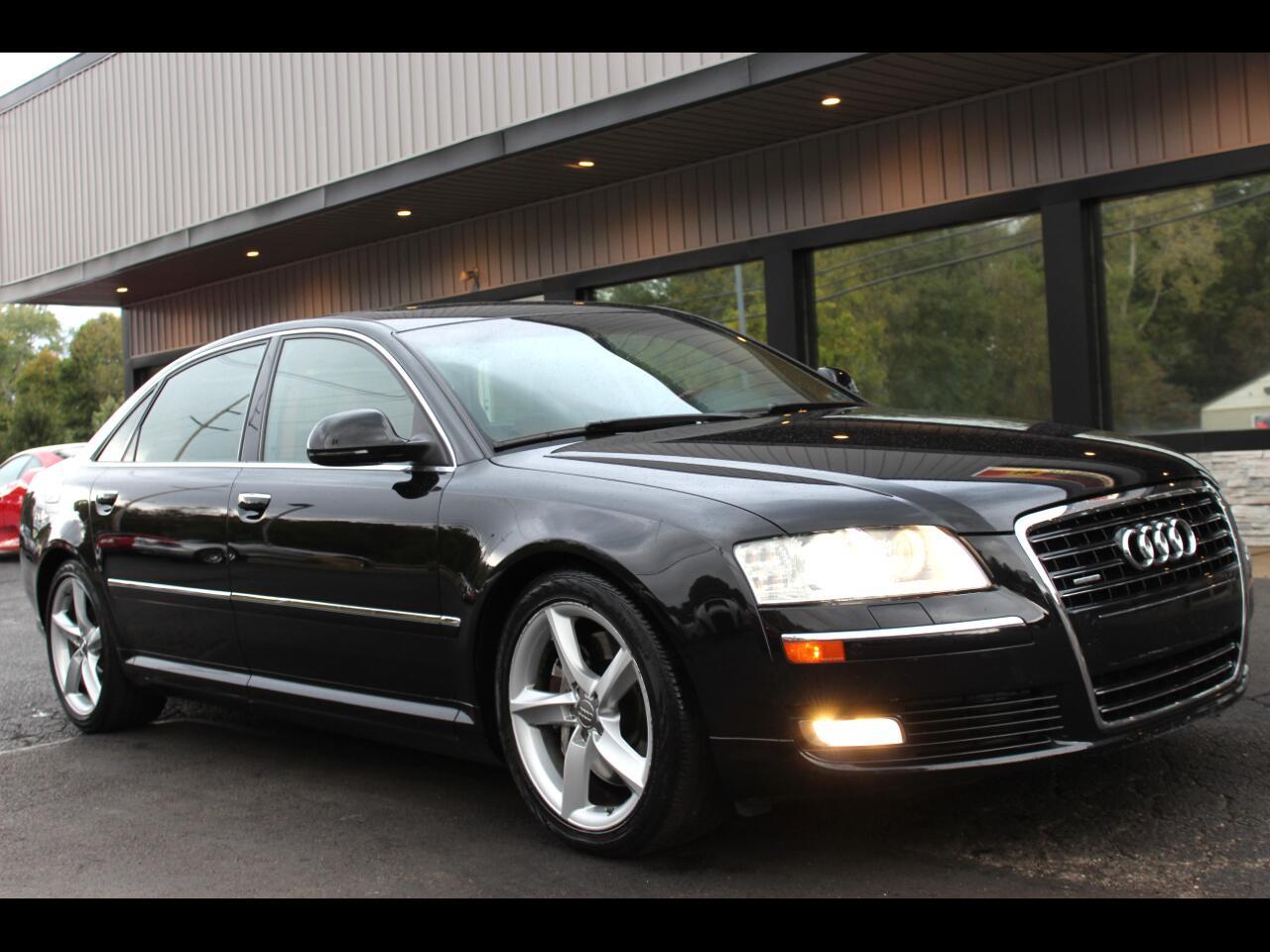 2008 Audi A8 L