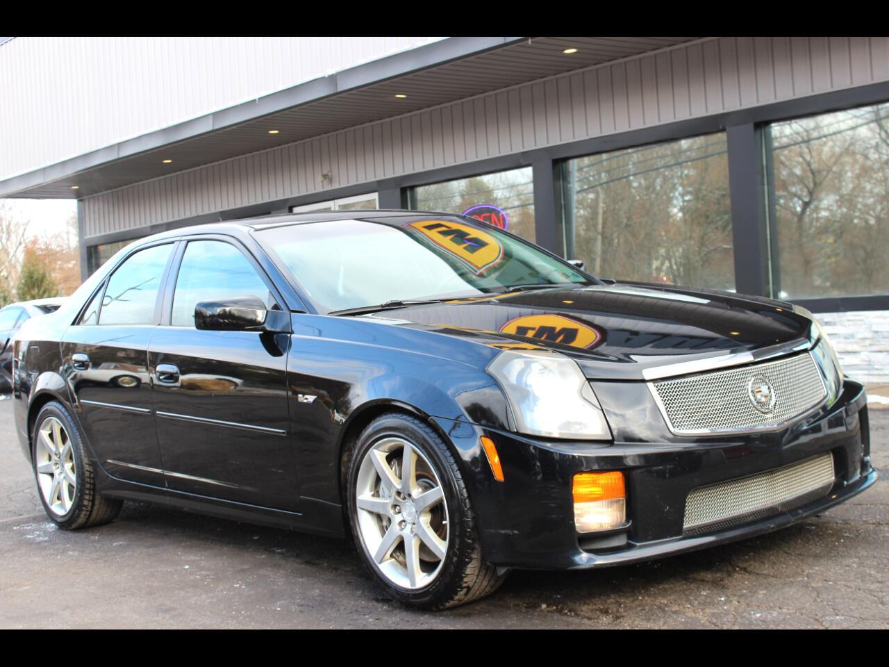 2005 Cadillac CTS V