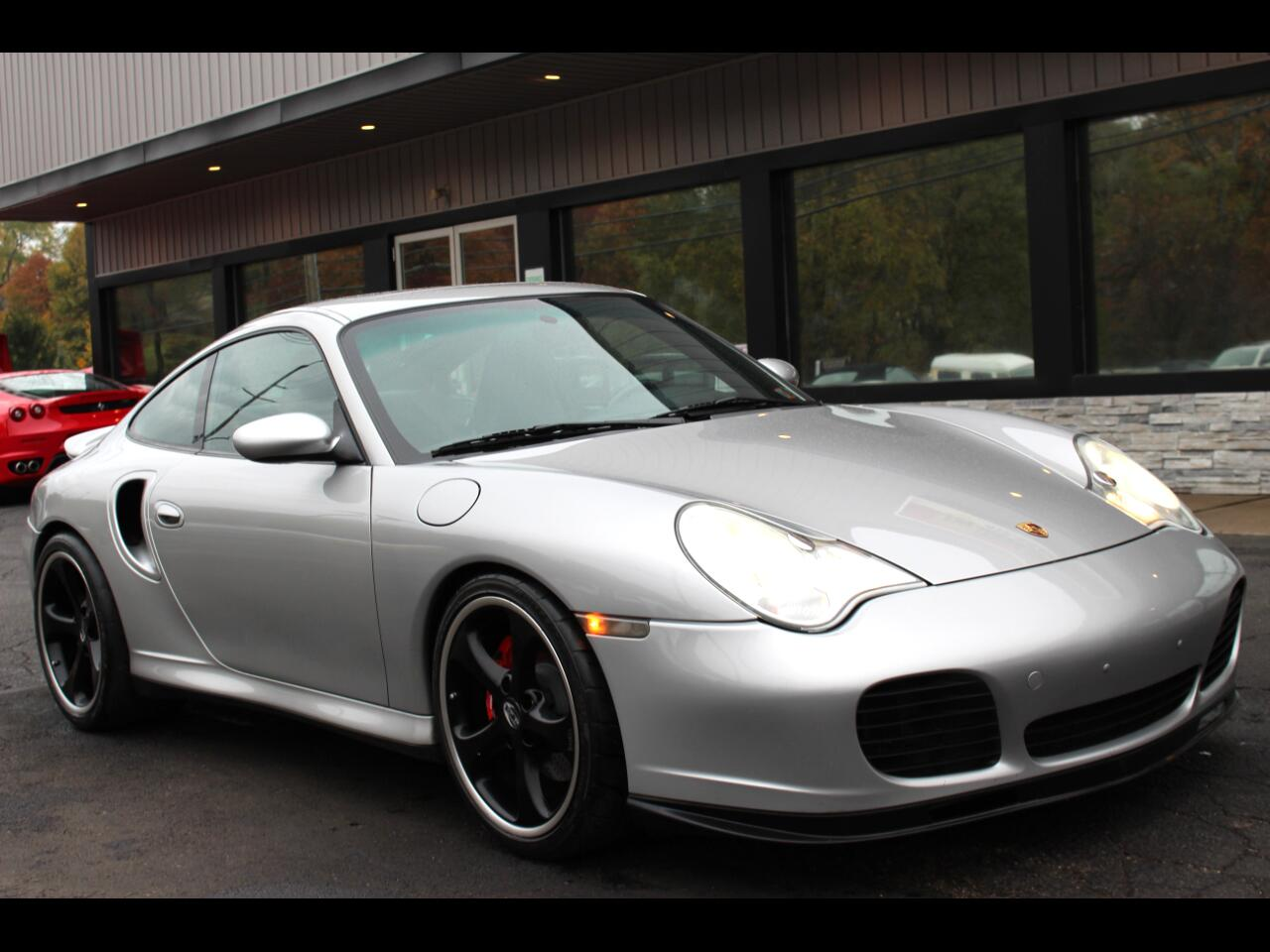 2002 Porsche 911 2dr Carrera Turbo Tiptronic