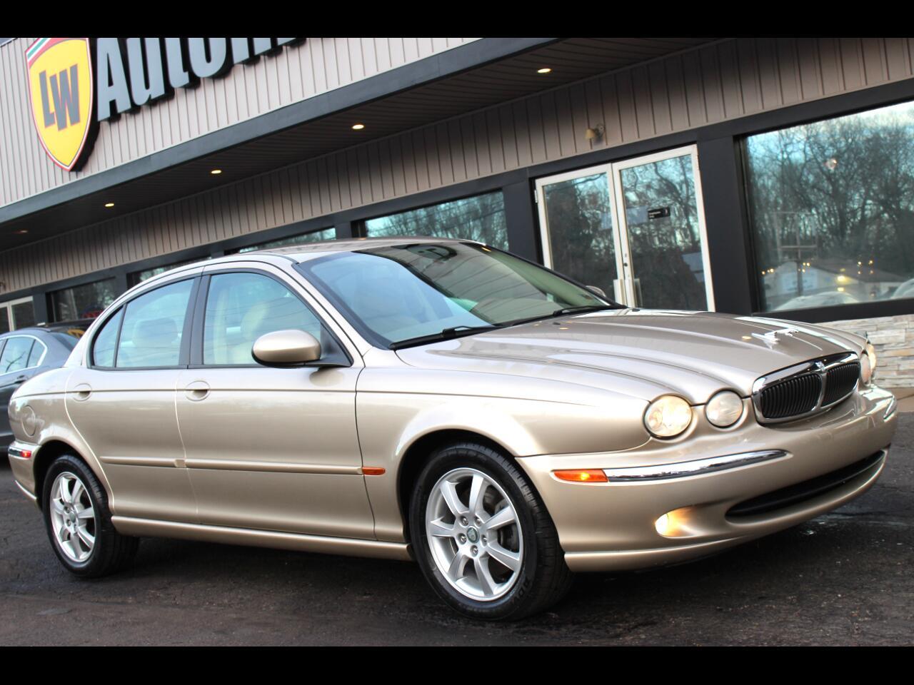 2005 Jaguar X-Type 2.5 Sedan