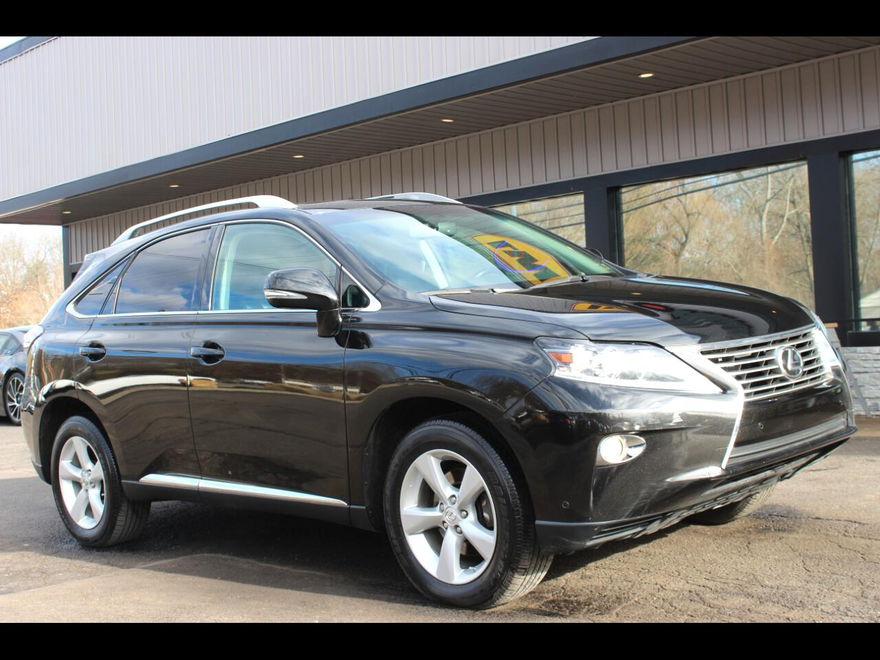 2013 Lexus RX 350 AWD