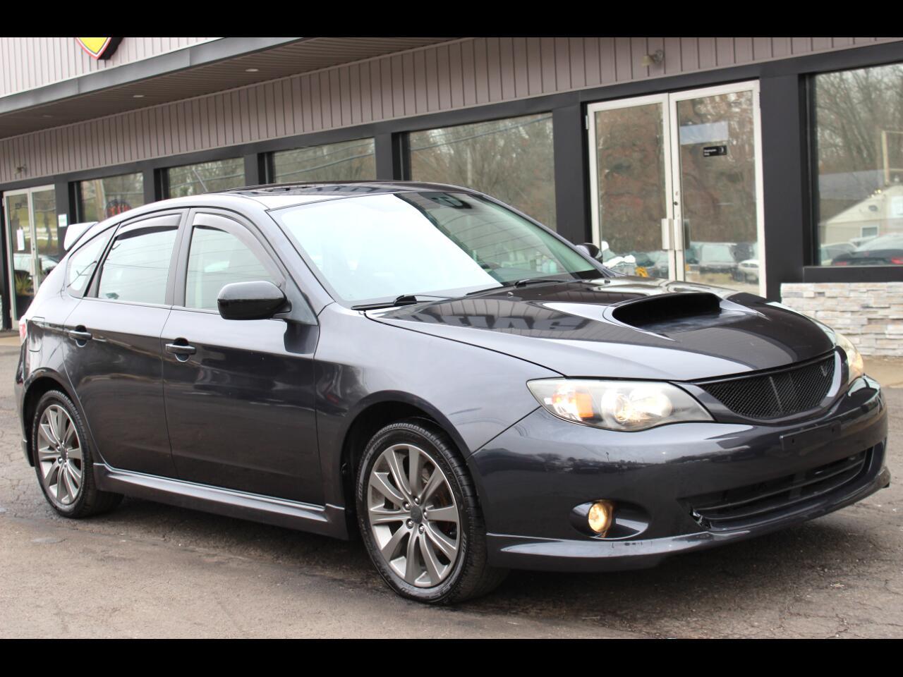 2009 Subaru Impreza WRX Wagon Premium