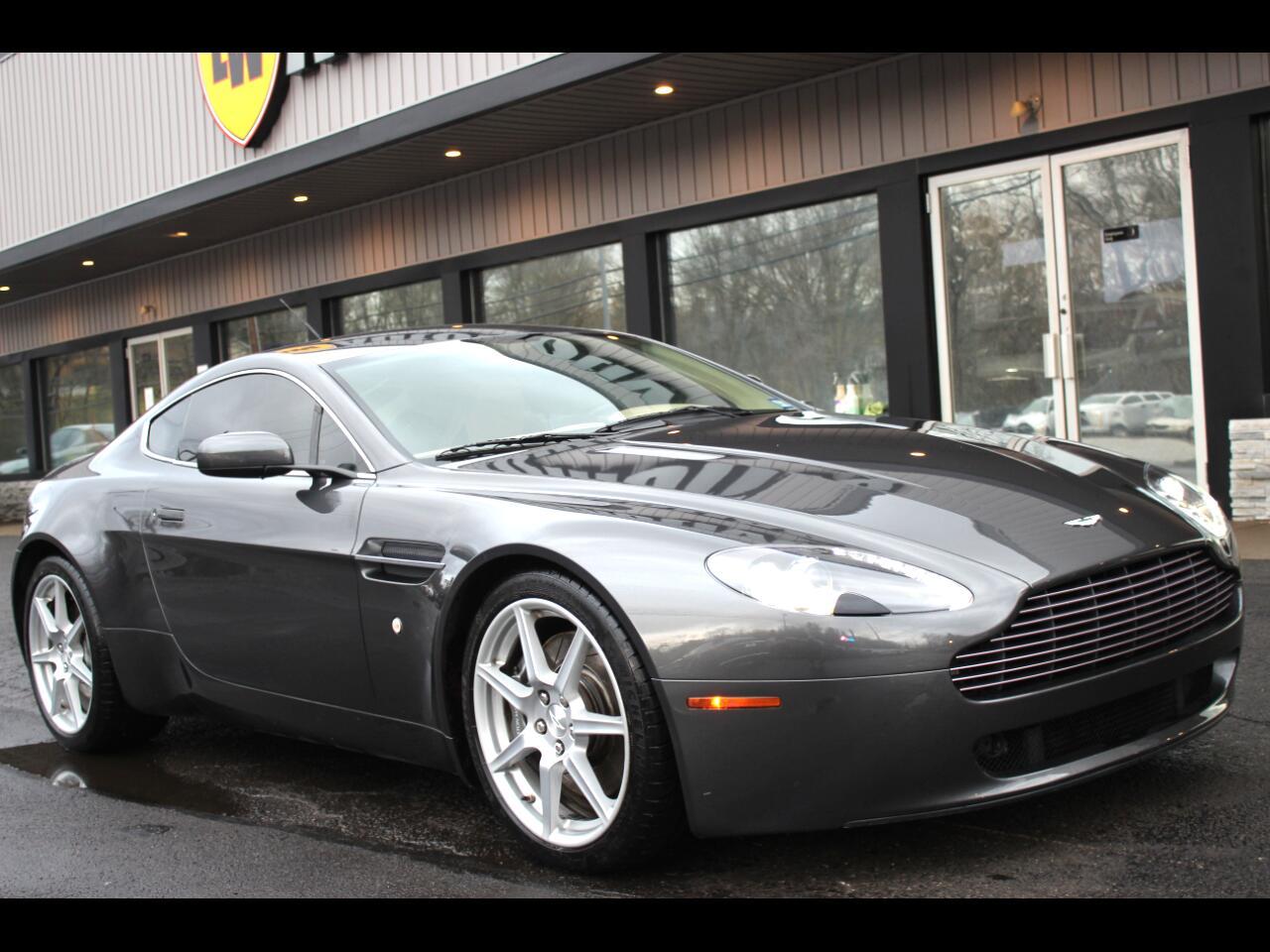 2006 Aston Martin V8 Vantage Coupe