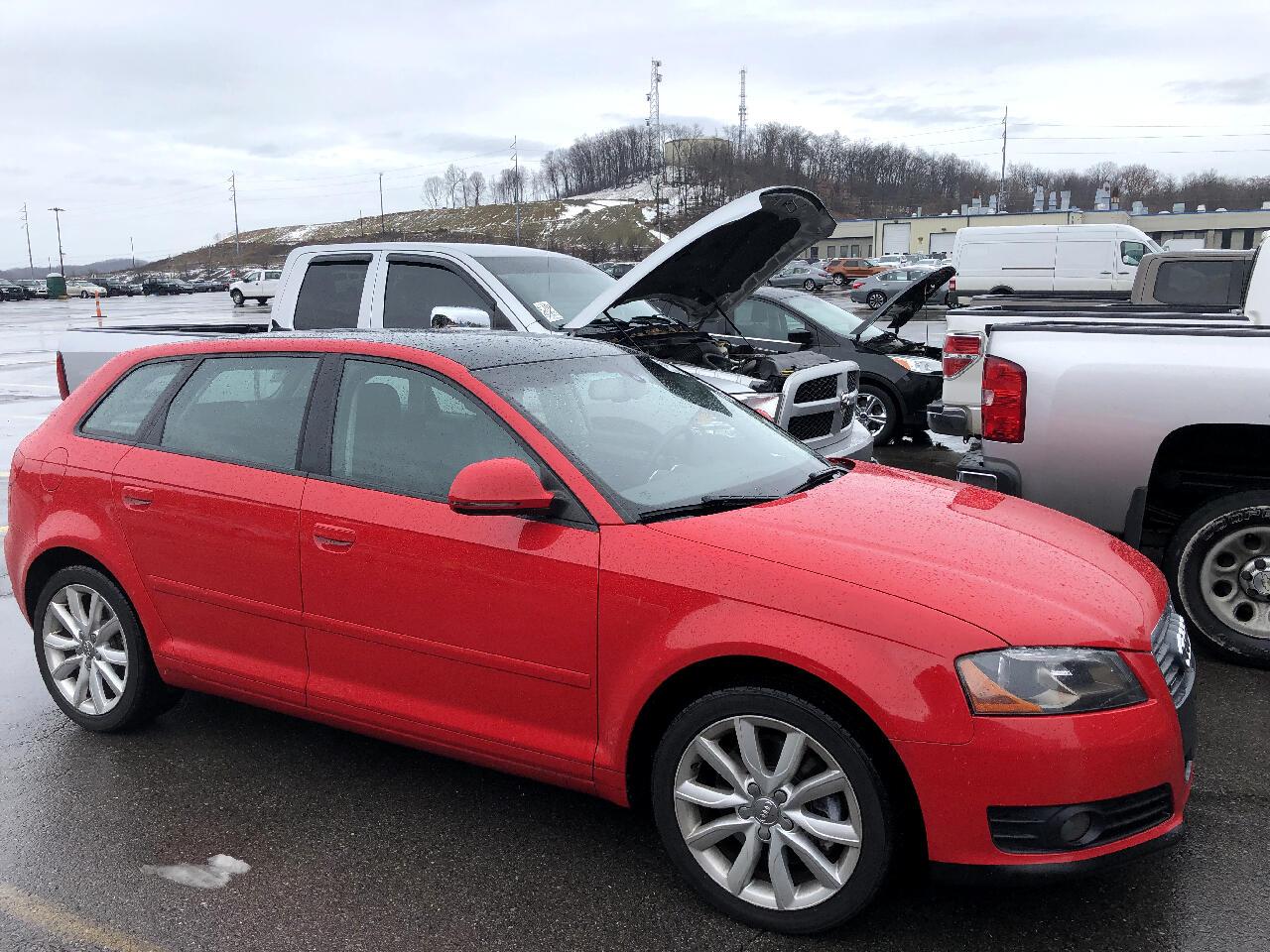 2009 Audi A3 Premium Quattro