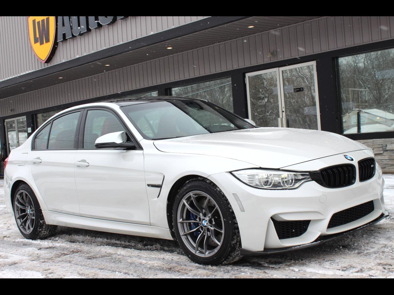 2016 BMW M3 Manual