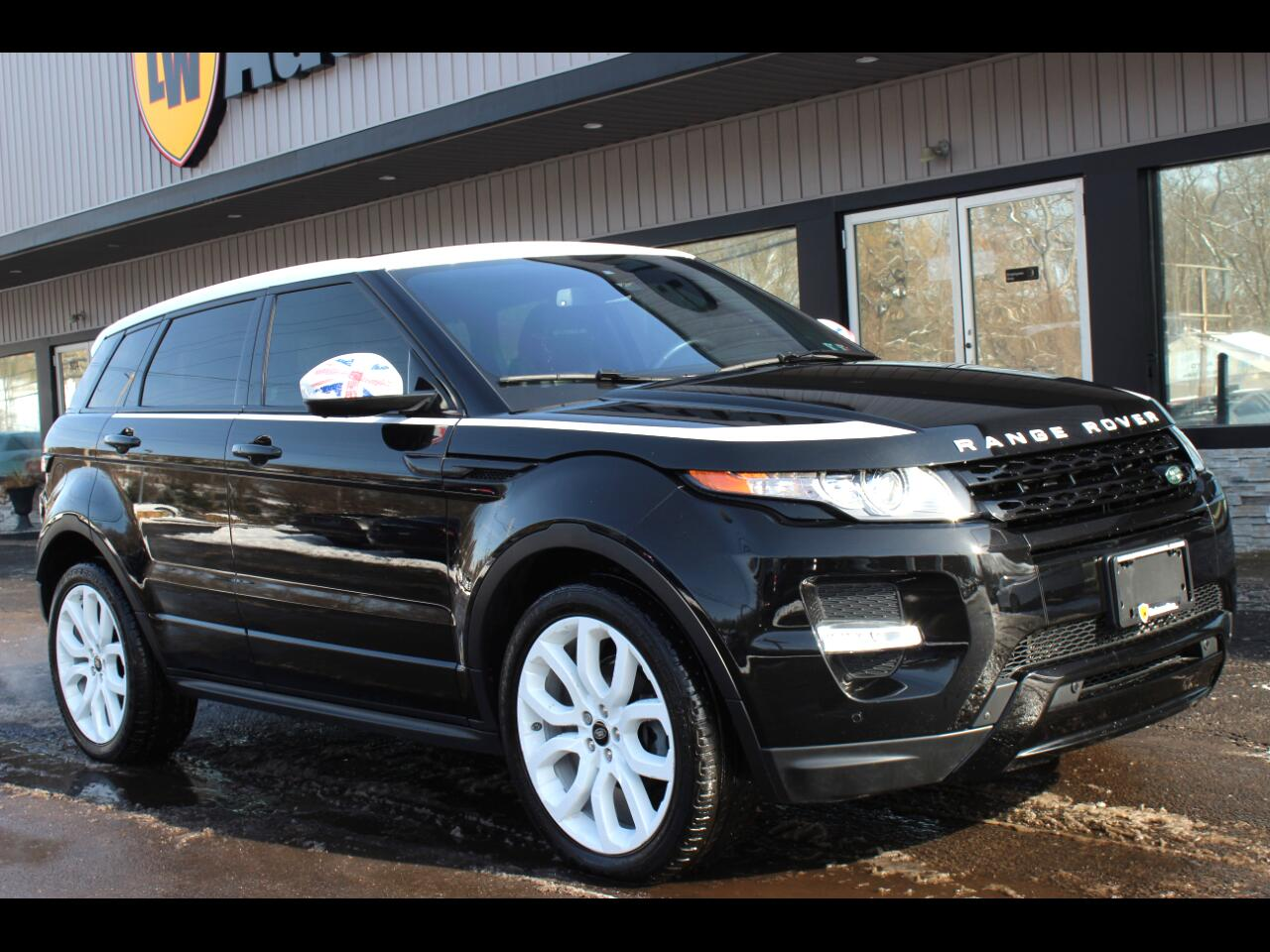 2015 Land Rover Range Rover Evoque Dynamic Premium 5-Door