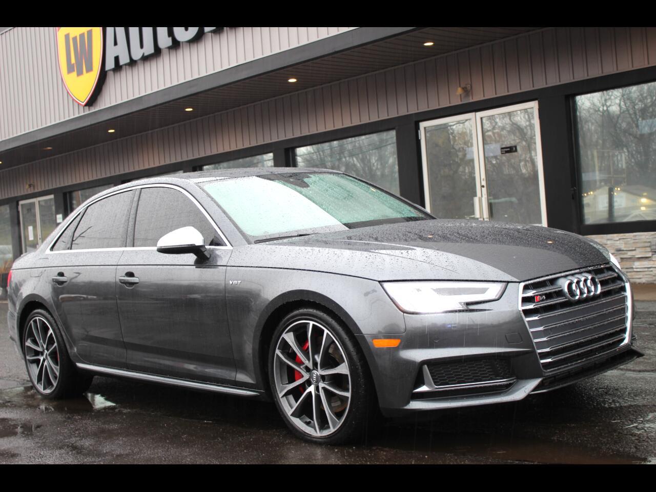 2018 Audi S4 Premium Plus quattro