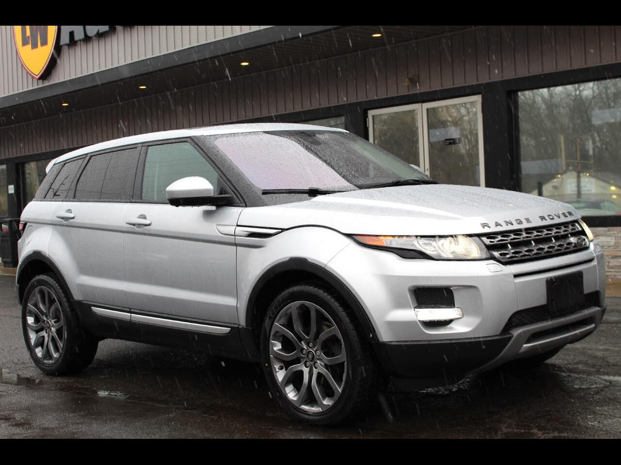 2014 Land Rover Range Rover Evoque Prestige Premium 5-Door