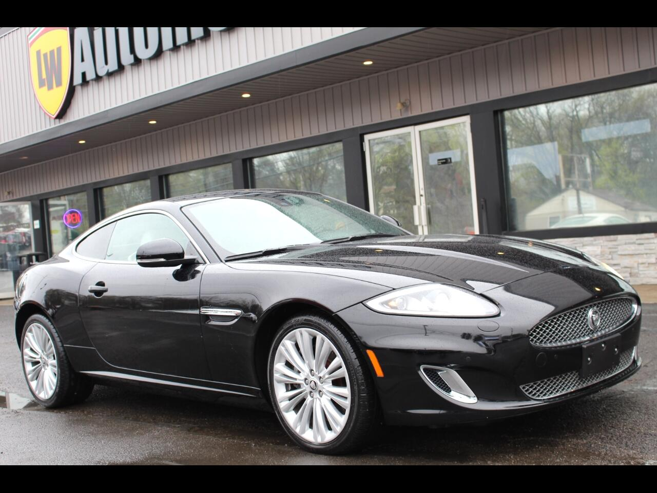 2012 Jaguar XK-Series XK Portfolio Coupe
