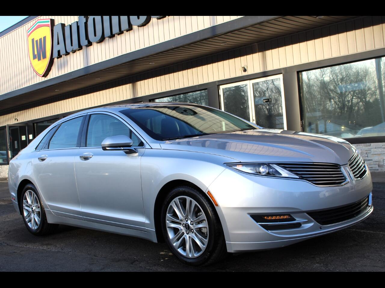 2016 Lincoln MKZ FWD