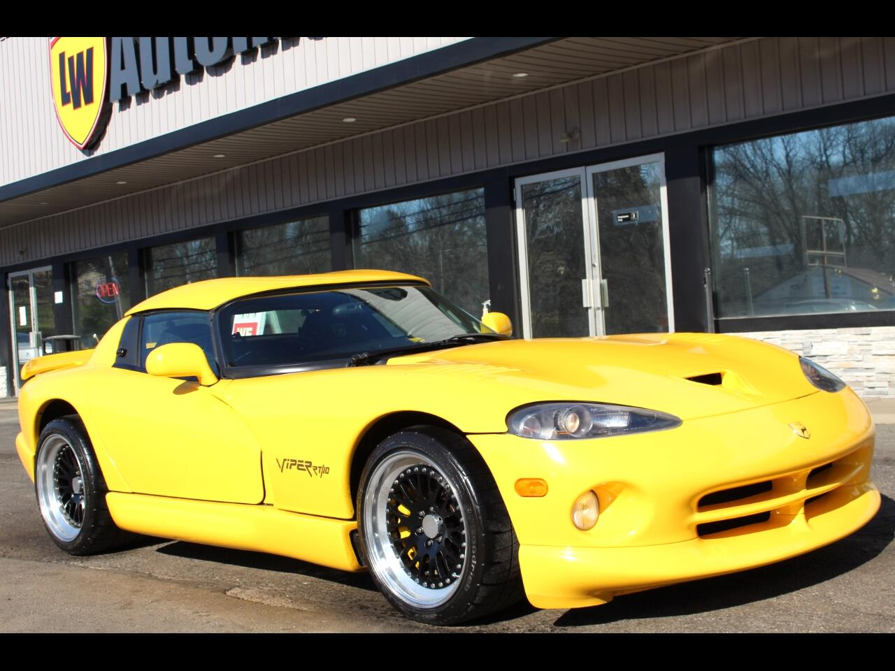 2001 Dodge Viper RT/10
