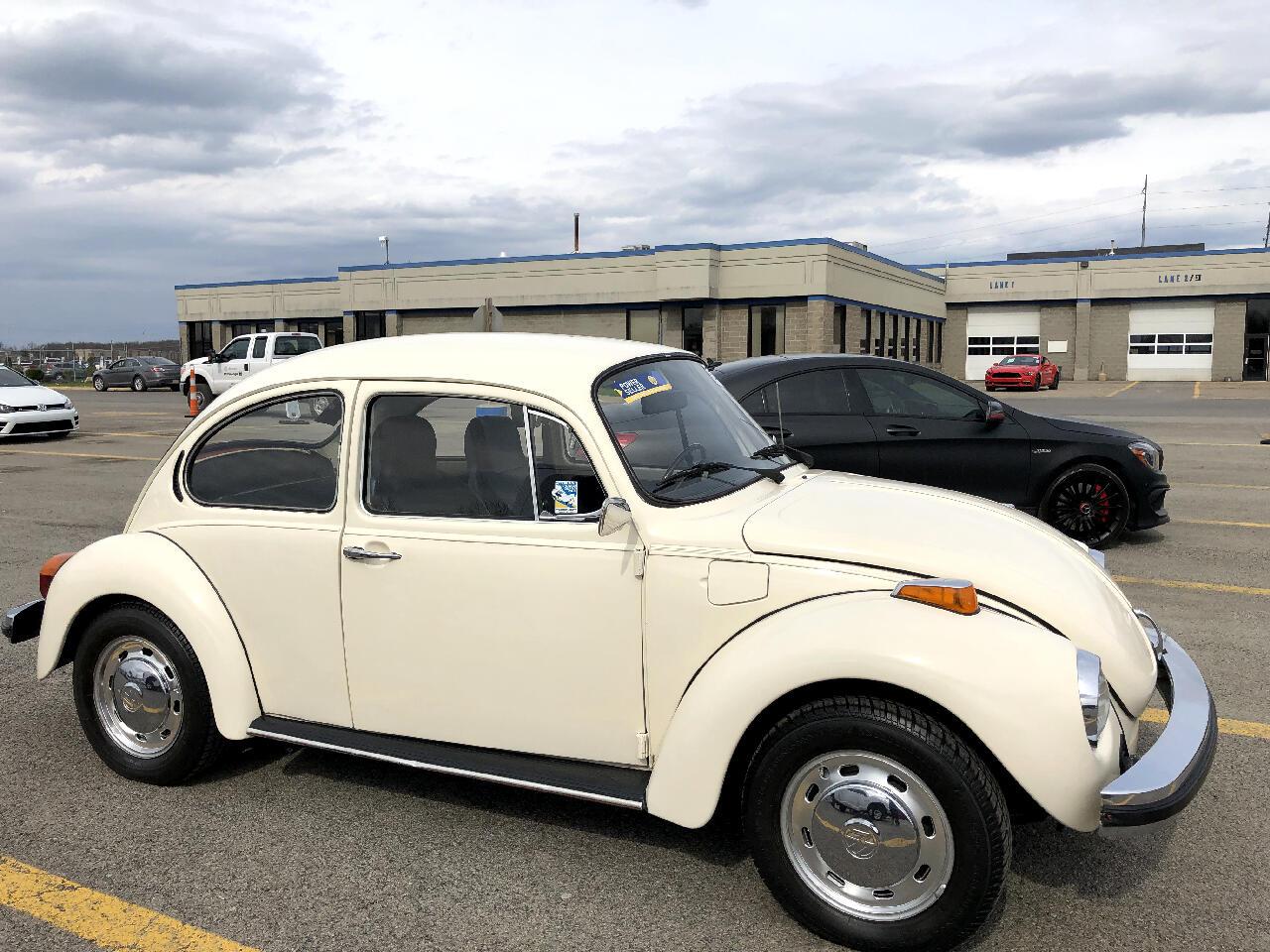 1974 Volkswagen Beetle Manual