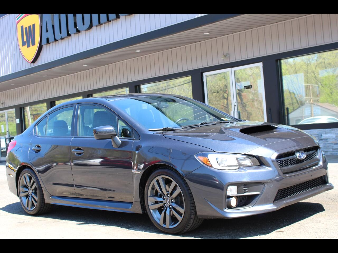 2016 Subaru WRX Limited CVT