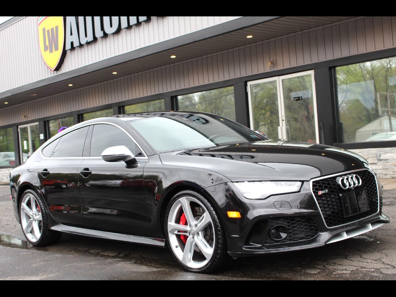 2016 Audi RS 7 4dr HB Prestige