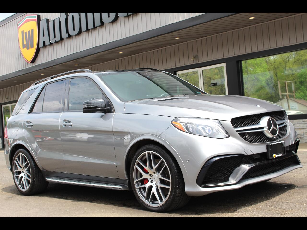 2016 Mercedes-Benz GLE Class AMG GLE63 4MATIC